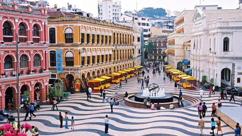 Macau Square, Macau